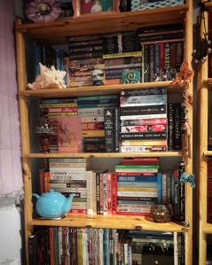 Behold the mighty book case
